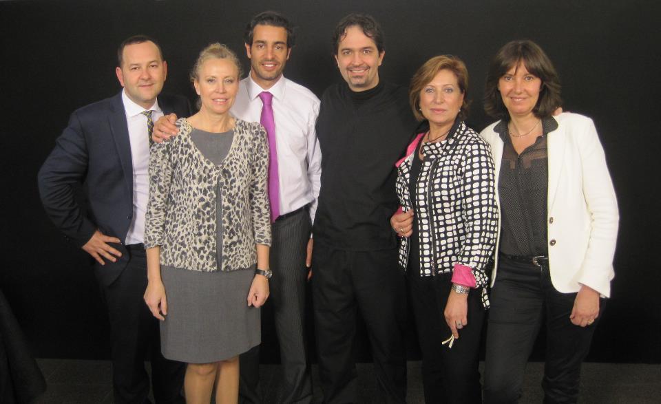 Mesa de expertos en Ácido Hialurónico y Botox - Barcelona 2013