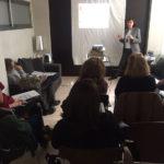 Jornada de trabajo en Sevilla practica