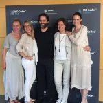 MD Codes Madrid: 3 Días con el Profesor Mauricio Di Maio