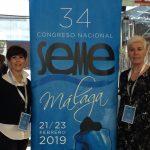 Nuestras auxiliares también en el Congreso de la SEME 2019